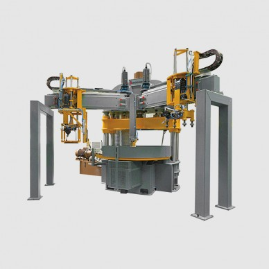 Hydraulic Presses for Special and Accessory Tiles