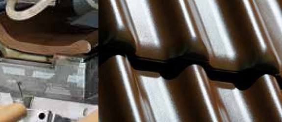 Bongioanni e Formula Saint- Gobain per garantirvi tegole di alta qualità