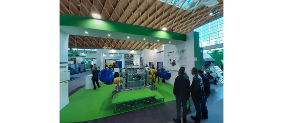 The second participation of Bongioanni Macchine S.p.a. at  the Exhibition Ecomondo 2019 - Stand no. 132 in the A3