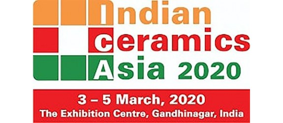 "Bongioanni takes part in the INDIAN CERAMICS FAIR 2020, 3 - 5 March 2020 Hall 2 ""Machinery Zone"" Italian Pavilion B325"