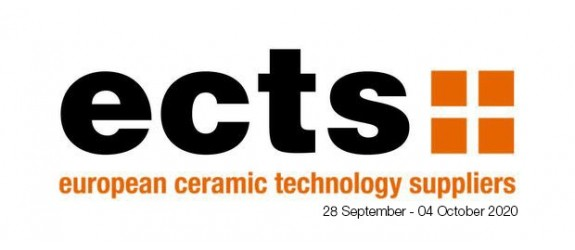 ECTS partecipazione a  Virtual Ceramic Technology Exhibition 28/09-04/10/2020