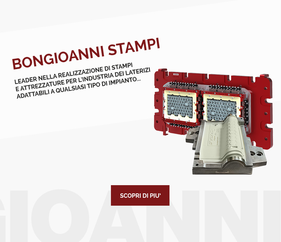 Bongioanni Stampi e Filiere - Heavy Clay Technology