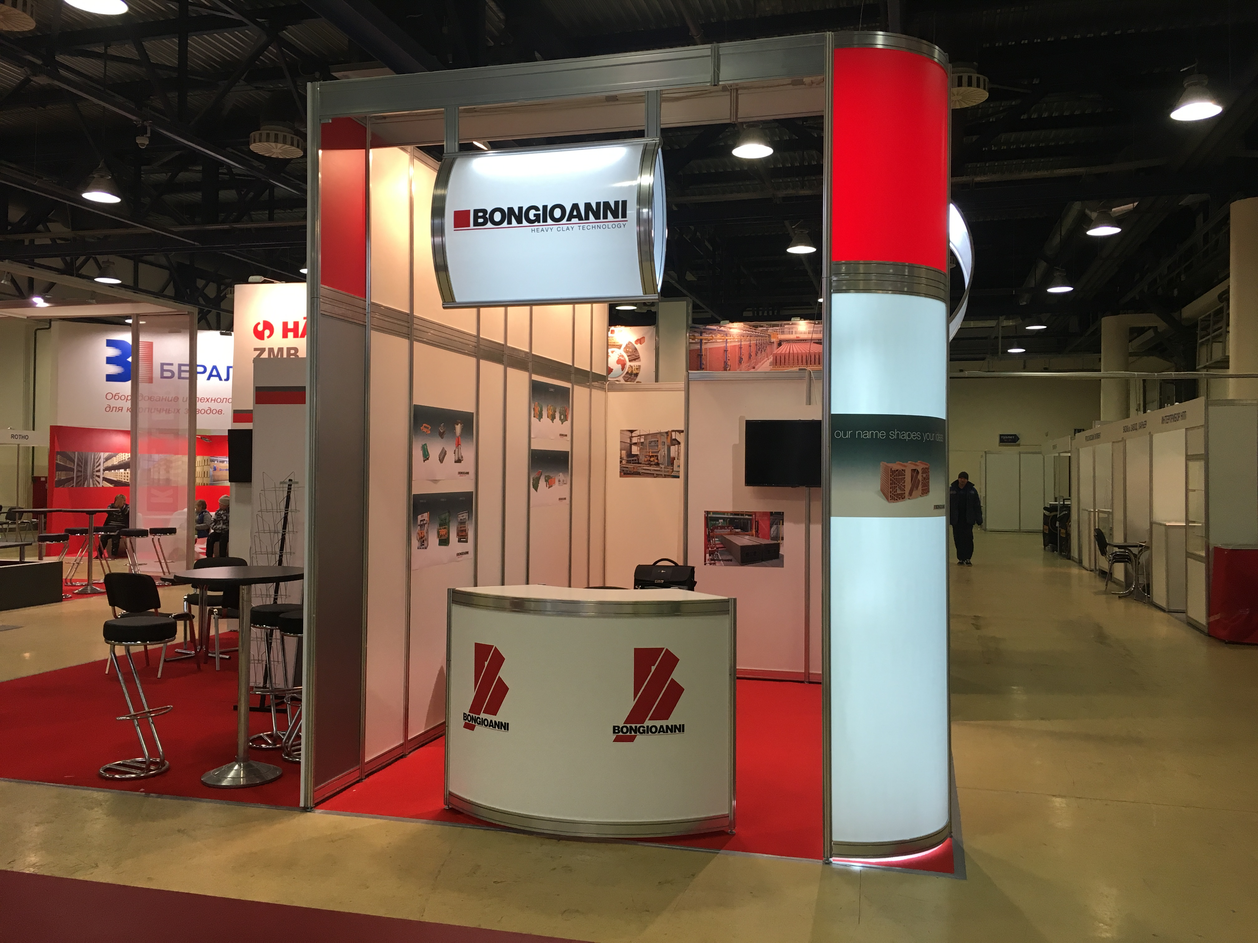 Stand A6 – Hall 3 – Padiglione 7