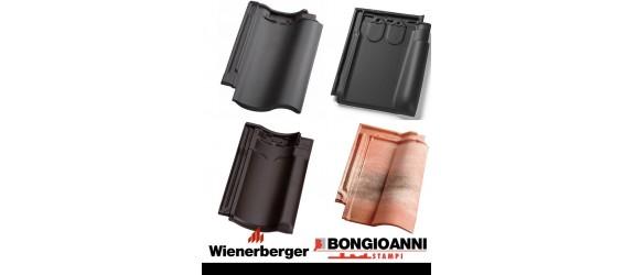 WIENERBERGER - BONGIOANNI STAMPI: insieme proseguono lo sviluppo di nuove tegole