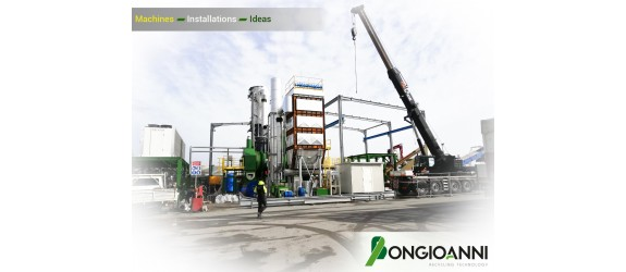 Innovation needs knowledge. Bongioanni Recycling Solutions