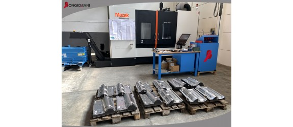 METAL MOLDS IN PROCESSING