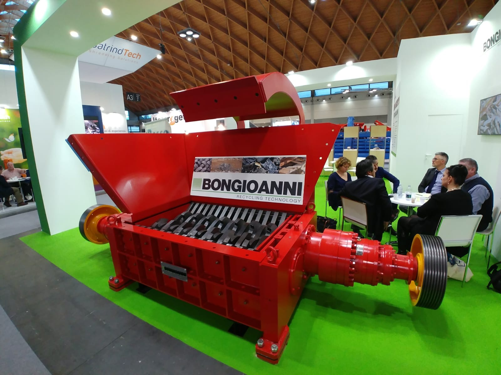 Bongioanni Recycling Technology