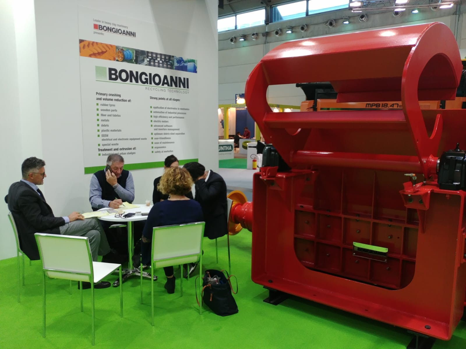 Bongioanni RecyclingTechnology