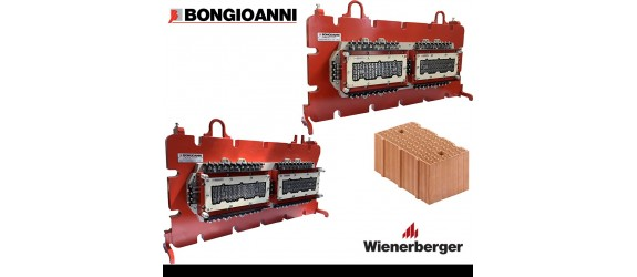 THE PARTNERSHIP BETWEEN WIENERBERGER AND BONGIOANNI BECOMES STRONGER