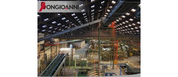 Galvanized modular rubber belts conveyors